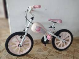 Vendo Bicicleta infantil feminina