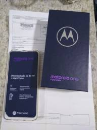 Motorola one fusion plus Branco
