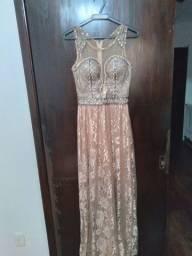 Vendo vestido de festa usado 1 vez