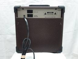 Amplificador para violão NOVO