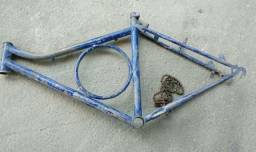 Quadro de bicicleta antiga