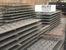 Delmix lajes e concreto usinado