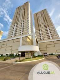 Apartamento mobiliado com 3 quartos, no Residencial Jardim Beira Rio, Cuiabá/MT