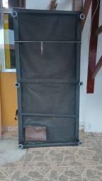 Vendo Cama Box Light Solteiro Ortobom com Colchão