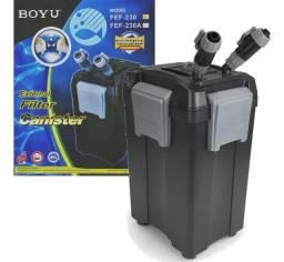 Filtro Canister Boyu FEF-230 *NOVO