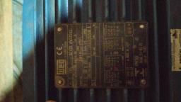 Motor elétrico Weg 4cv trifásico de baixa rotação