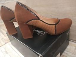 Sapato nobuck