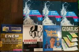 Livros Didáticos/ Diversos