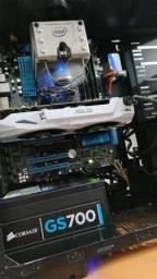 PC Gamer Core i7 - GTX 1070 8GB - 16GB