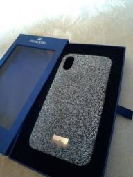 Capinha original Swarovski iPhone X/XS