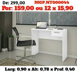 Promoção de Londrina - Escrivaninha de Estudo 1 Gaveta - Direto da Fabrica