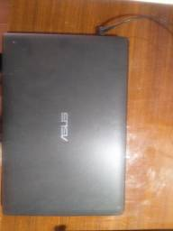 Vendo notebook Asus para uso domestico
