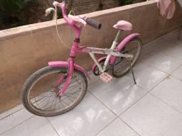 Bicicleta infantil R$120,00