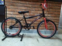 Bicicleta infantil Athor Aro 20 Atx Preto/ vermelho