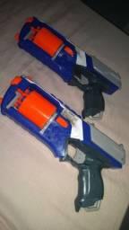 2 Pistolas Nerf StrongArm