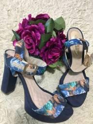 Lote Sapatos Bazar