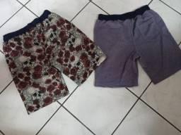 Saldo Shorts de moletom