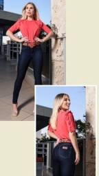Calça jeans skinny Braid