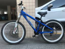 Bicicleta Gios Azul