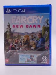 Far Cry New Dawn Play Station 4 Original Mídia Física