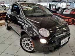 Fiat 500 cult 1.4 sport km baixa