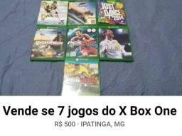 Vende se Jogos do XBox ONe