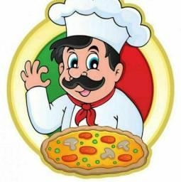 Vaga para pizzaiolo extra..