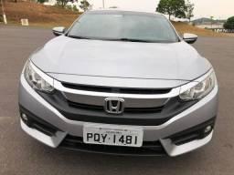 Honda Civic EXL Cvt 2016/2017 Completaço !