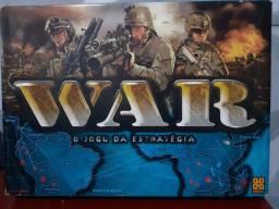 WAR-(Jogo de Estratégia)