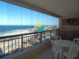 Ed. Beach Village | Mobiliado | Vista Mar | Melhor Coluna | Lazer completo