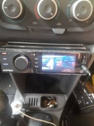 Radio e DVD automotivo