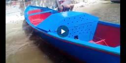 Barco a moto