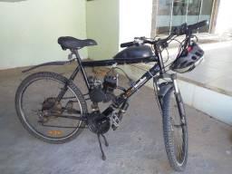 Bicicleta Motorizada 80cc R$ 700,00