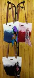 Bolsa Ecobag Tie-dye