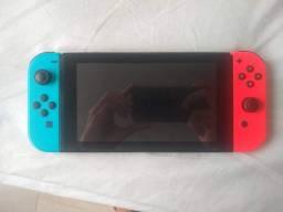 Nintendo switch sem carregador com drift (preço negociável )