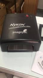 Máquina carimbo Nikon