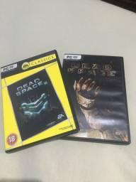 Kit jogos Dead Space para PC