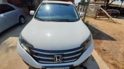 Honda CR-V 2012, EXL 2.0 16V/4x4 TOP DE LINHA .