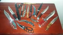 Facas e canivetes