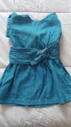 Vestido Zara - Tam 6 - Otimo Estado