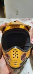 Troco capacete