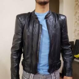 Jaqueta Motoqueiro Genuíne Leather