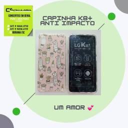 Celular novo Lg k8+