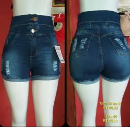 Bermuda jeans 34 ao 46