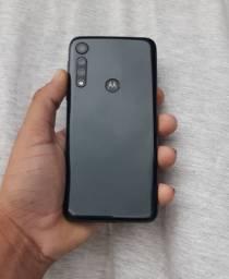 Moto G8 Play Black estado de novo todo original