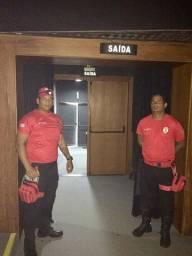 AVCB - Treinamento de brigada de incêndio