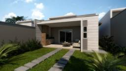 Excelente casa plana na região da Messejana; 03 suítes e 94 m² de área construída