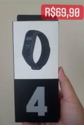 Smartwatch MI Band 4 Primeira Linha
