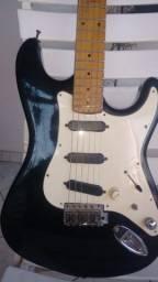 guitarra Giannini stratossonic
