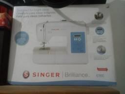 Vende máquina de costura Singer brilliance 6160